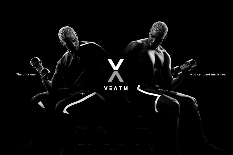 NEW FITNESS BRAND「 VEATM 」 PRE ORDER START !!